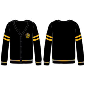 HARRY POTTER HUFFLEPUFF CARDIGAN