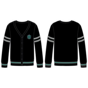 BUY HARRY POTTER SLYTHERIN CARDIGAN IN WHOLESALE ONLINE