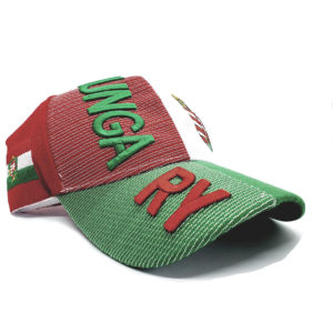 BUY HUNGARY 3D HAT IN WHOLESALE ONLINE