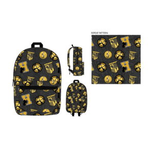 BUY HARRY POTTER HUFFLEPUFF PATCH BACKPACK IN WHOLESALE ONLINE