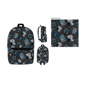 BUY HARRY POTTER RAVENCLAW PATCH BACKPACK IN WHOLESALE ONLINE