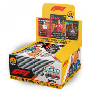 BUY 2021 TOPPS F1 TURBO ATTAX CARDS IN WHOLESALE ONLINE