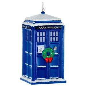 BUY DOCTOR WHO TARDIS ORNAMENT IN WHOLESALE ONLINE