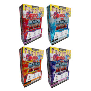 BUY 2021-22 TOPPS MATCH ATTAX CHAMPIONS LEAGUE CARDS MEGA TIN IN WHOLESALE ONLINE