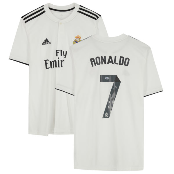 BUY CRISTIANO RONALDO SIGNED 2015-16 REAL MADRID JERSEY IN WHOLESALE ONLINE