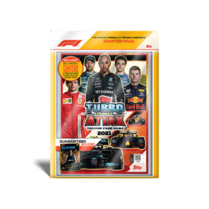 BUY 2021 TOPPS F1 TURBO ATTAX CARDS STARTER PACK IN WHOLESALE ONLINE