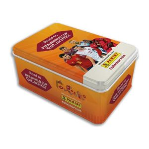 BUY 2022 PANINI ADRENALYN XL ROAD TO WORLD CUP CARDS CLASSIC TIN IN WHOLESALE ONLINE
