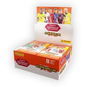 BUY 2022 PANINI ADRENALYN XL ROAD TO WORLD CUP CARDS BOX IN WHOLESALE ONLINE
