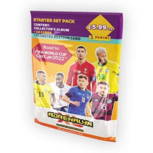 BUY 2022 PANINI ADRENALYN XL ROAD TO WORLD CUP CARDS STARTER PACK IN WHOLESALE ONLINE
